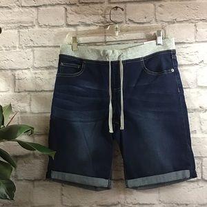 🆕 🍓 SALE! 3/$15 Justice Bermuda 14 Plus shorts